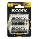 SONY BATTERY D 2 PACK
