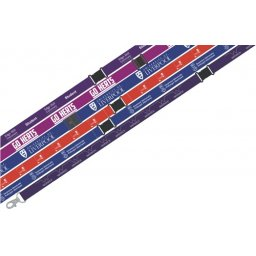 CRESTED LANYARD - FULL COLOUR PRINT