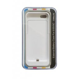 POWER CASE FOR IPHONE 5/5S/5C 2200mAh