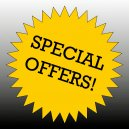 *SPECIAL OFFERS AND NEW ITEMS*